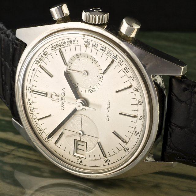 Omega 930 Chronograph de Ville
