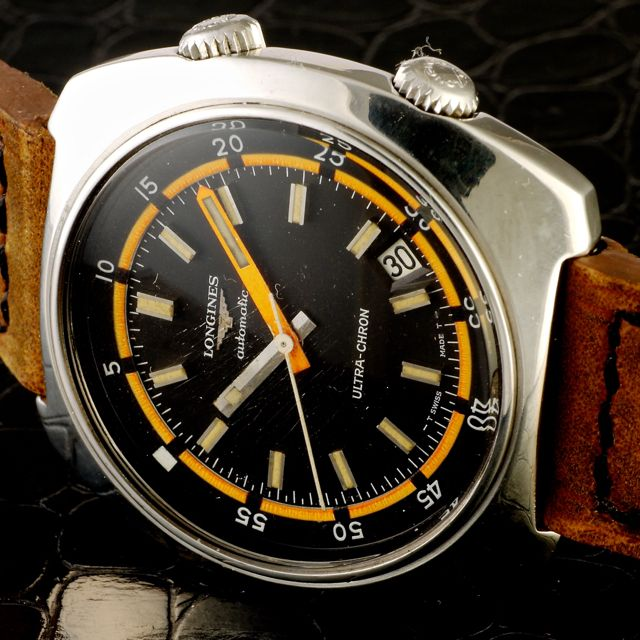 Longines Ultra-Chron Diver