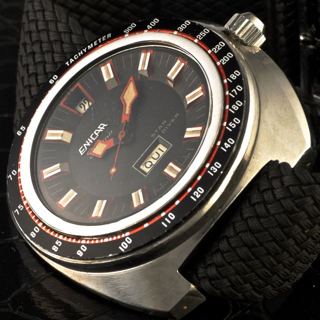 Enicar Sherpa Star Diver