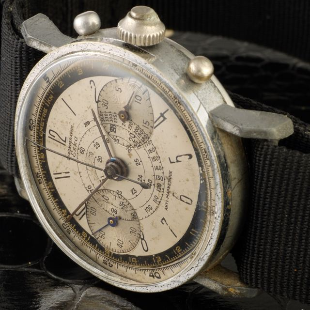 1947 Eska Chronograph