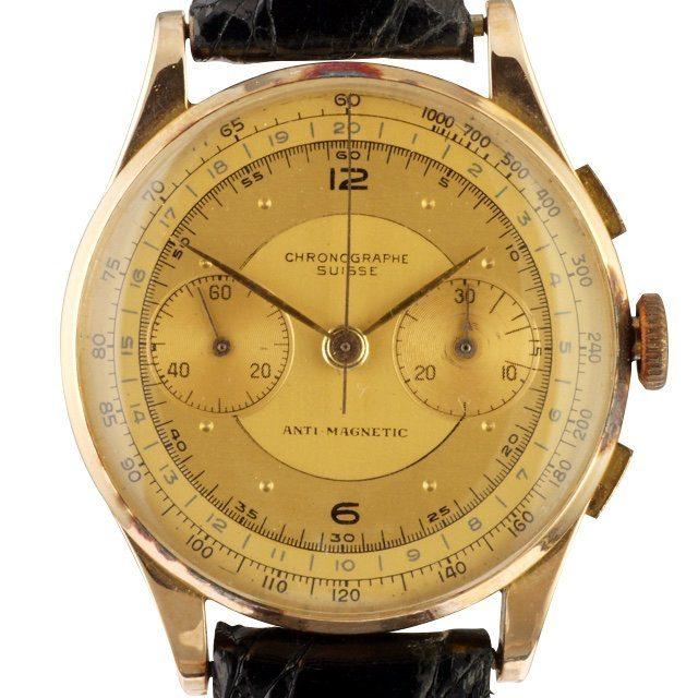 1949 Chronographe Suisse Chronograph
