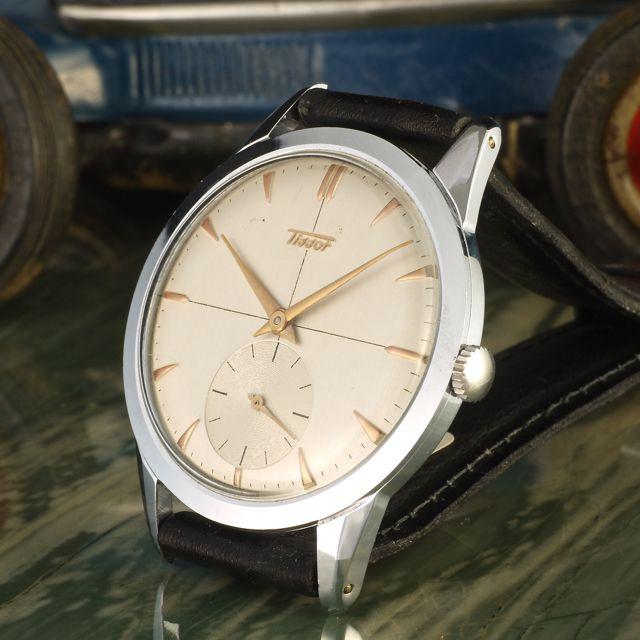 1956 Tissot manual winding ref. 6740-3