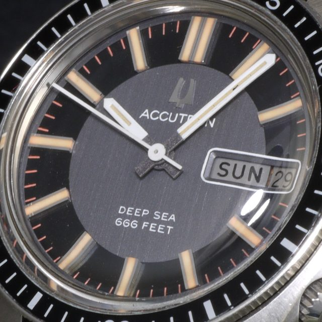 Bulova Accutron Deep Sea 666