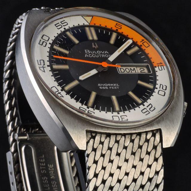 Bulova Accutron Snorkel 666