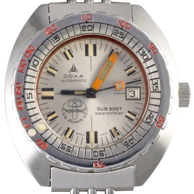 1967 Doxa Sub 300T Searambler U.S. divers Co.