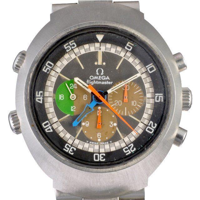 1969 Omega Flightmaster ref. ST 145.013 cal. 910