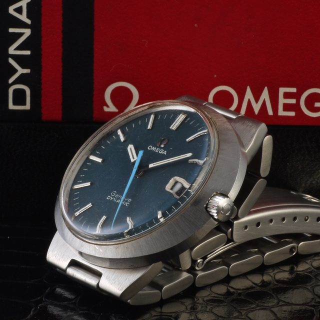 Omega Dynamic ref. ST 166.0039