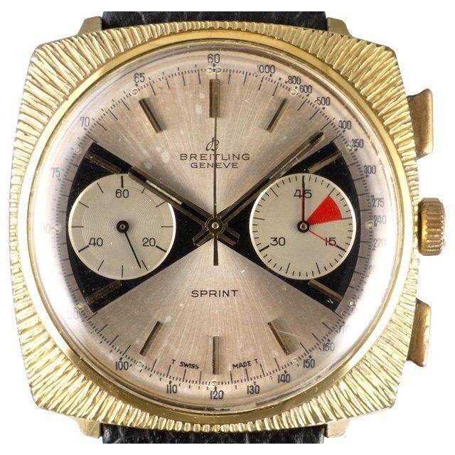 1967 Breitling Sprint