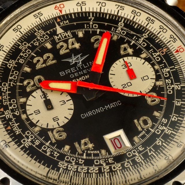 Breitling Chrono-Matic 1809
