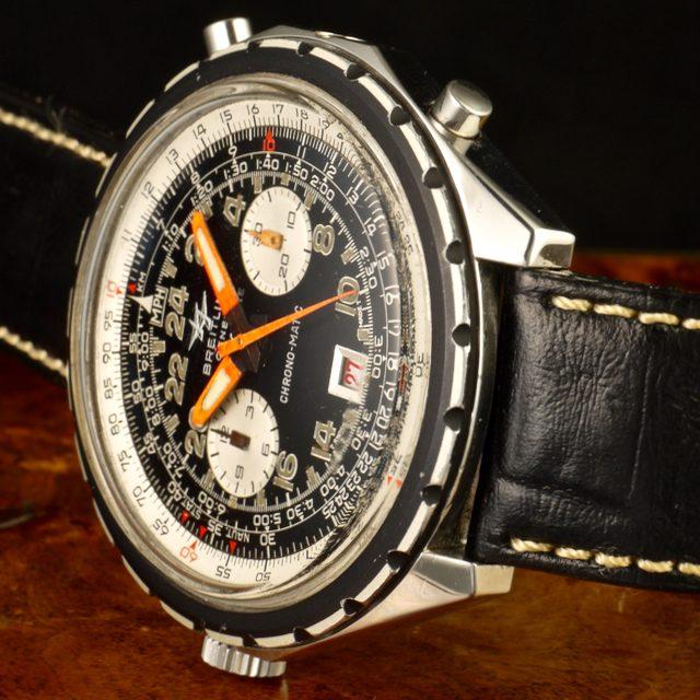 Breitling Cosmonaute 1809