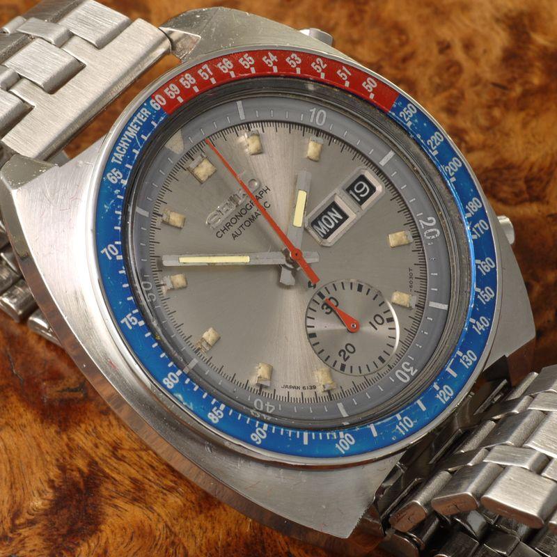 Seiko Chronograph 6139-8020