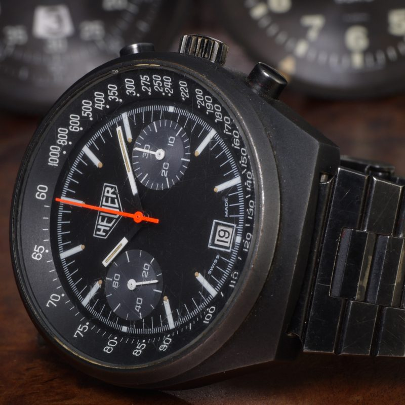 1980 Heuer reference 12