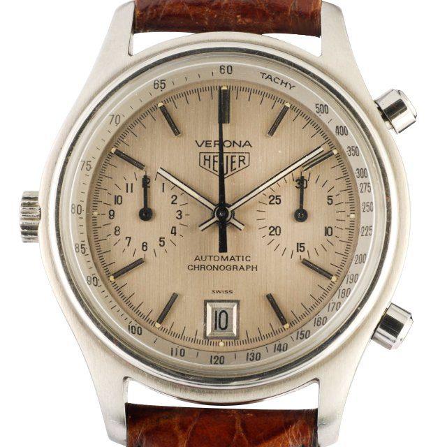 1978 Heuer Verona ref. 11.213 G