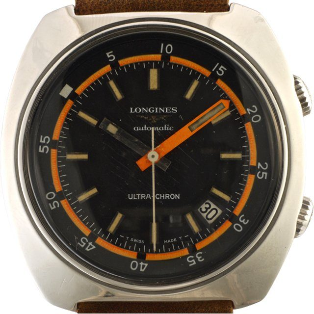 1969 Longines Ultra-Chron Diver ref. 8221-3