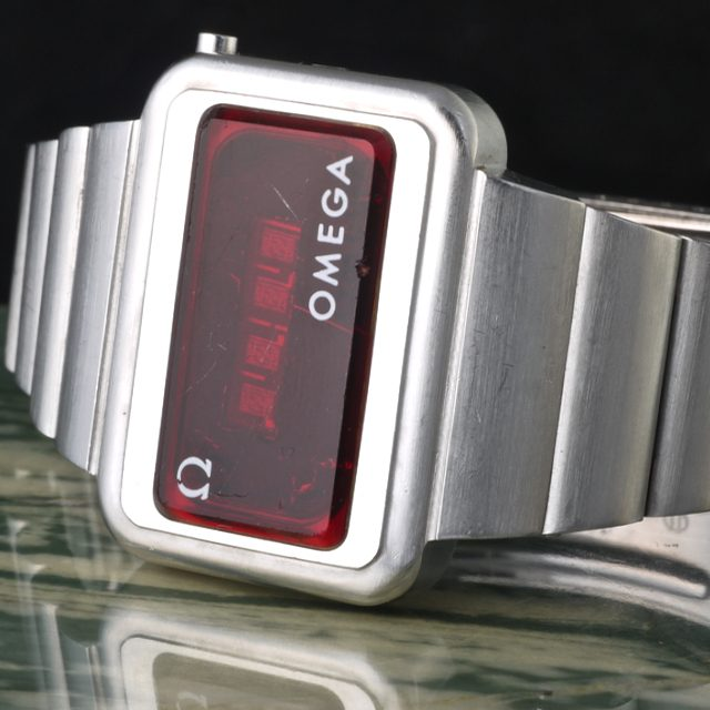 Omega Constellation Digital Time Computer III ref. 196.0045 396.0833