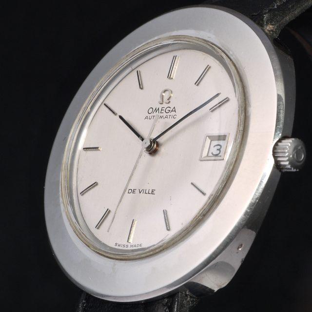 Omega de Ville ref. ST 166.0094