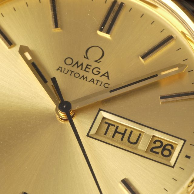 Omega automatic day-date ref. 166.0117
