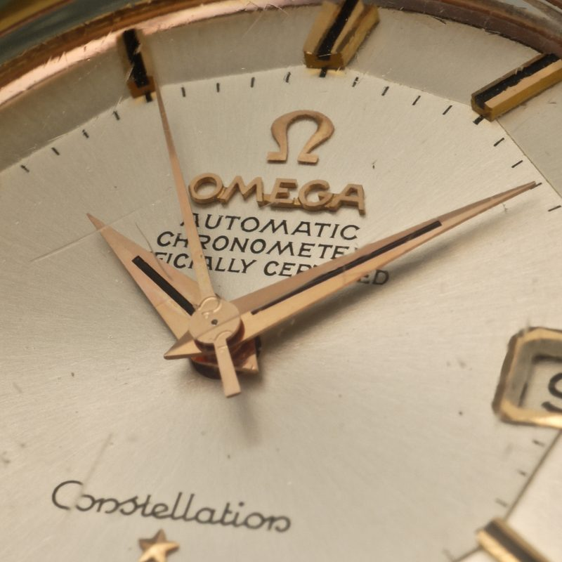Omega Grand Luxe Constellation date ref. OT14.902
