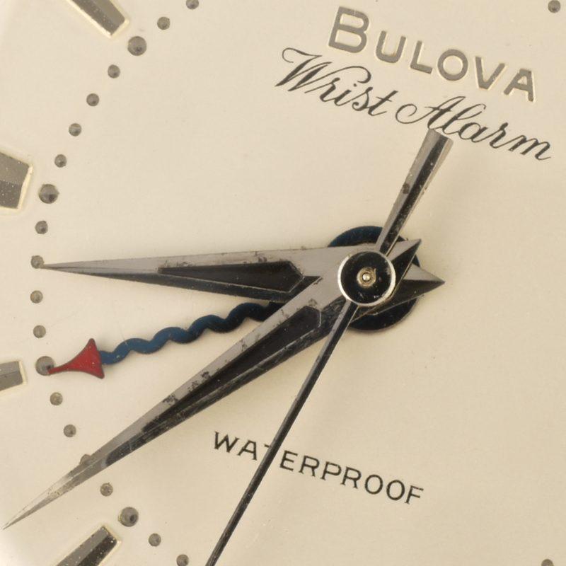 1966 Bulova Wrist Alarm waterproof