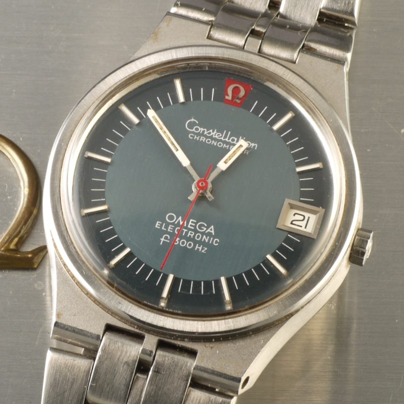 1971 Omega Constellation f300 Hz ref. ST 398.0803