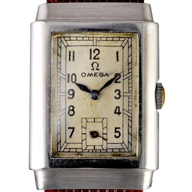 1936 Omega Art Deco ref. CK687