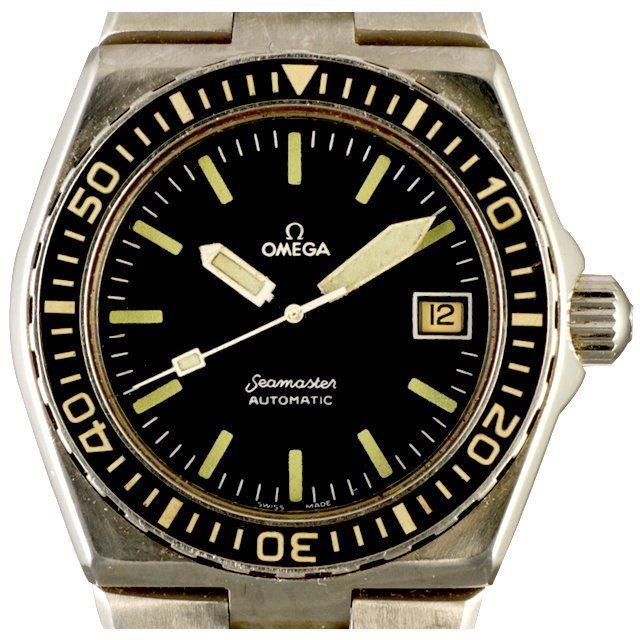 1978 Omega Seamaster Baby Ploprof 120m. ref. ST 366.0858
