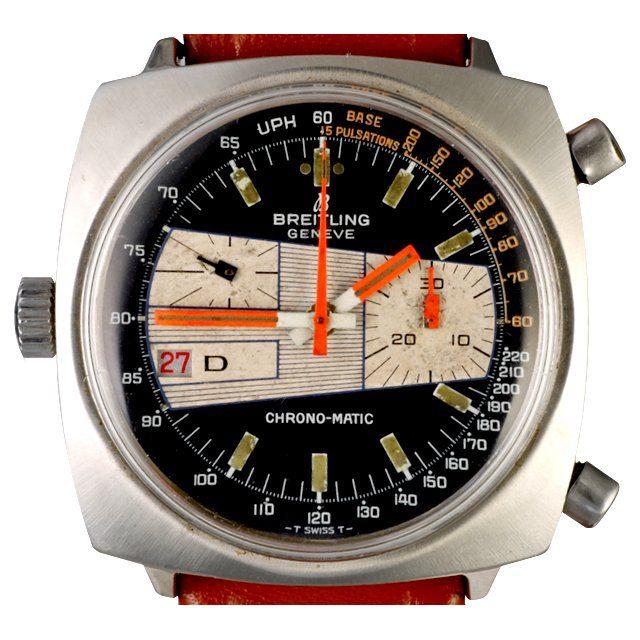 Breitling Chrono-Matic 2111-15