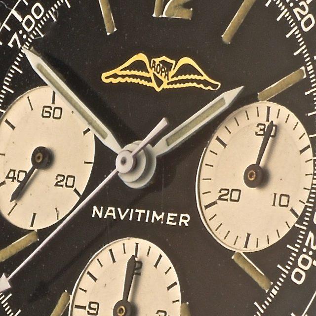 Breitling AOPA Navitimer 806