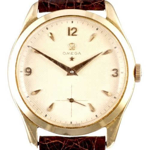 1951 Omega Teddington ref. OT 2619