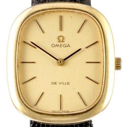 1979 Omega lady's de Ville