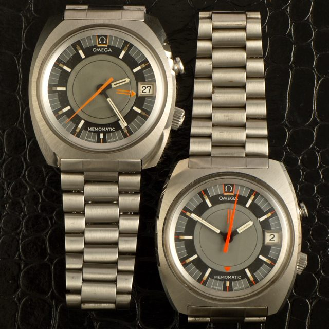 1970 Omega Memomatic alarm ref.166.072