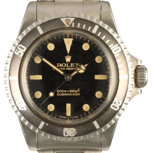 Rolex Submariner Bart Simpson