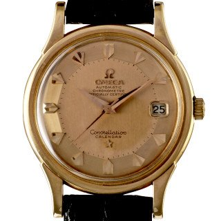 1958 Omega pie pan Constellation de Luxe