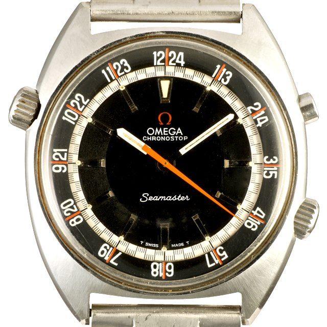 1966 Omega Seamaster Chronostop ref. ST 145.008