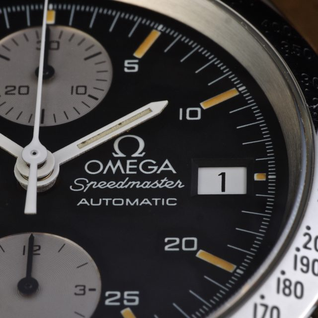 1992 Omega Speedmaster Reduced-Date automatic ref. ST 375.0043