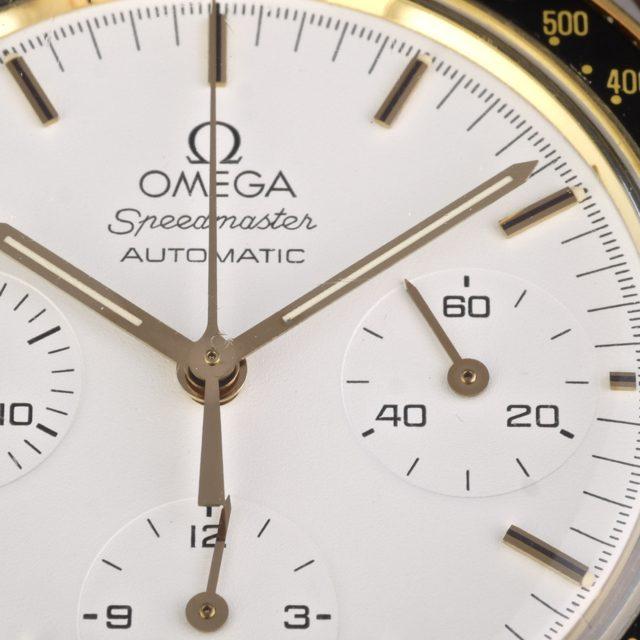 1988 Omega Speedmaster reduced automatic