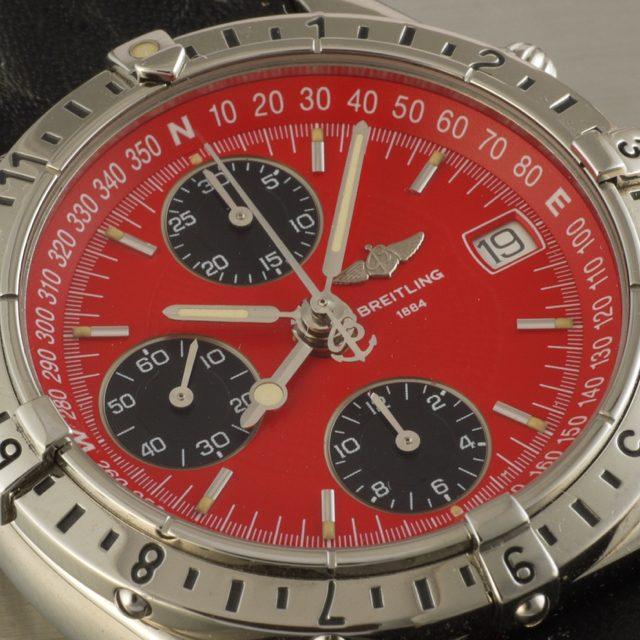 Breitling Chronomat Longitude GMT A20348