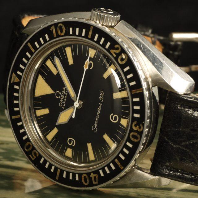 Omega Seamaster 300  ref. ST 165.024