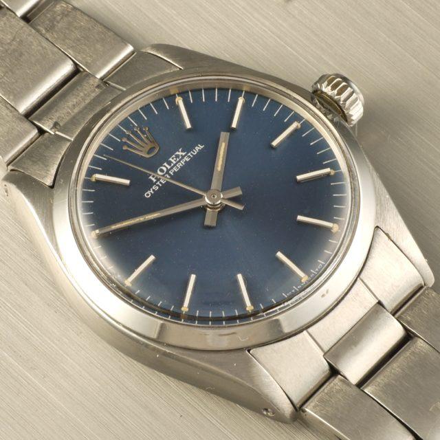 1972 Rolex ref. 6748
