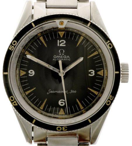 1957 Omega Seamaster 300