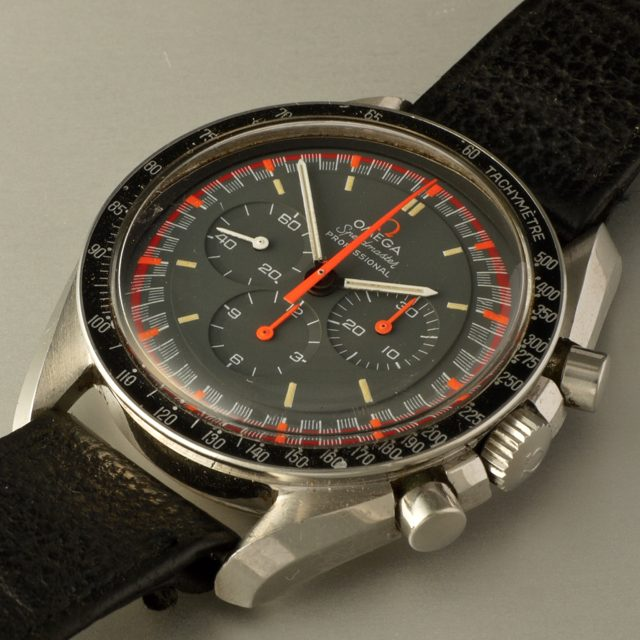 1969 Omega Speedmaster pre-moon Racing dial