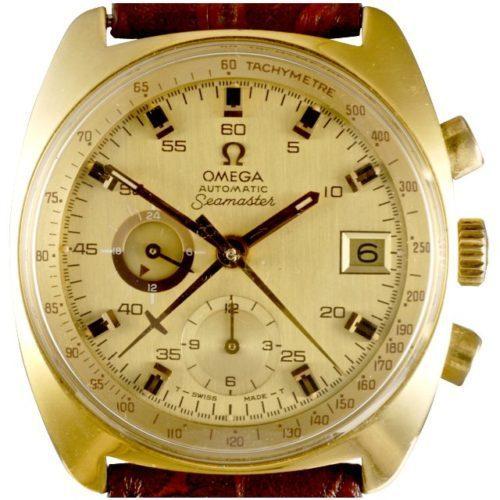 1972 Omega Seamaster Chronograph