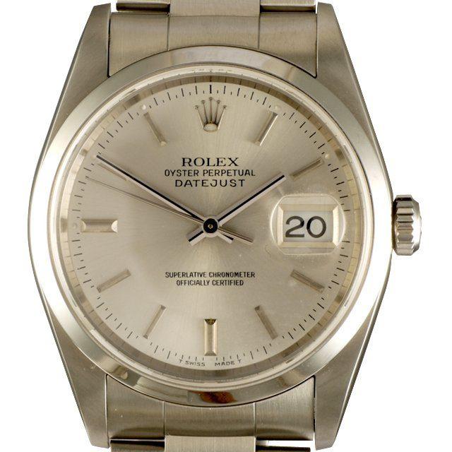 1998 Rolex Datejust ref. 16000