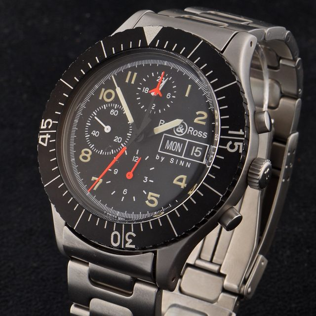 1995 Bell & Ross M1 by Sinn