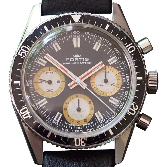 Fortis Marinemaster 8001