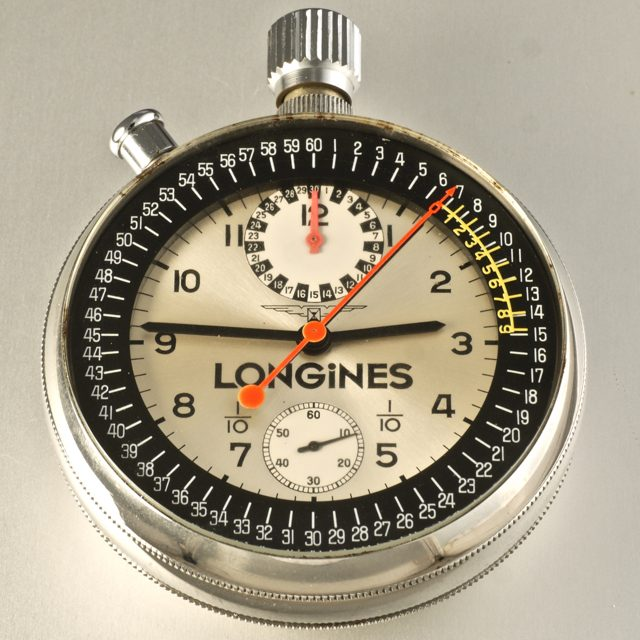1966 Longines Mexico Olympic Games Chronograph