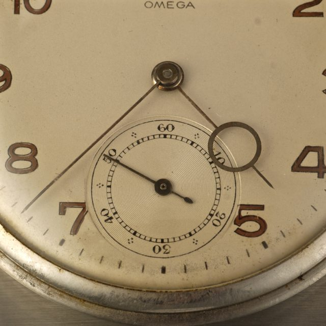 Omega Etairos pocket watch ref. 559