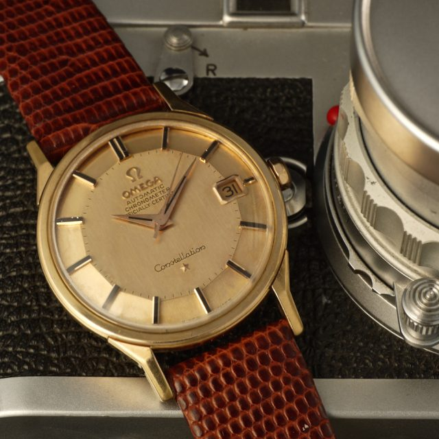 1965 Omega Grand Luxe Constellation ref. BA 168.005