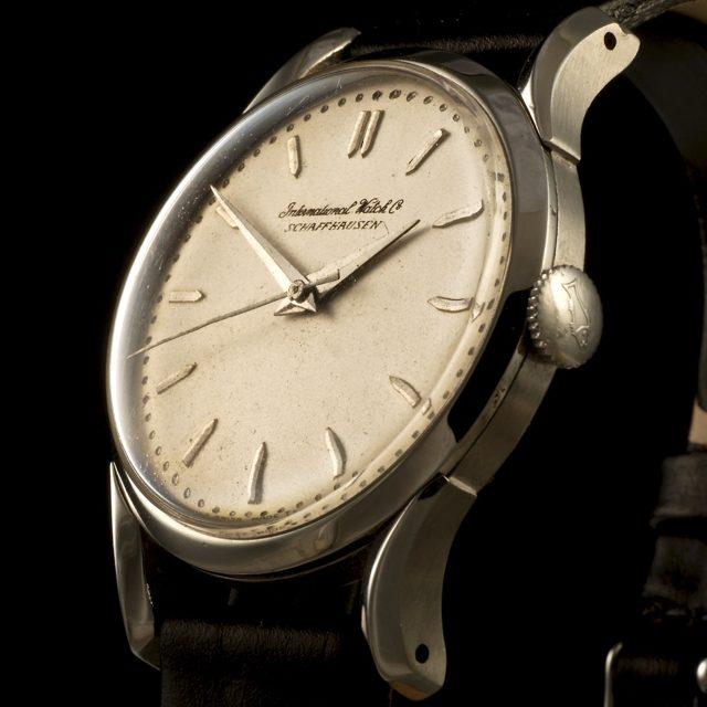1958 IWC dress watch