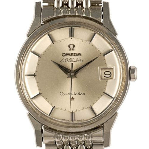 omega constellation pie pan 168.005